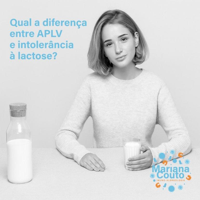 Alergia ao leite e intolerância à lactose – a explicação