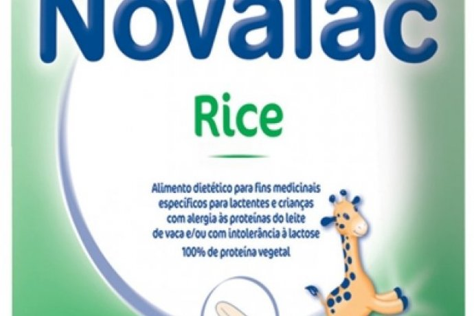 Atualização de estado: Novalac Rice