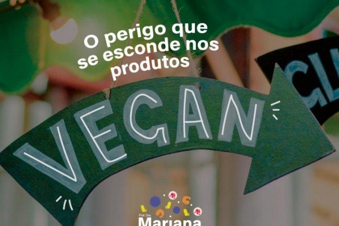O perigo que se esconde nos produtos vegan