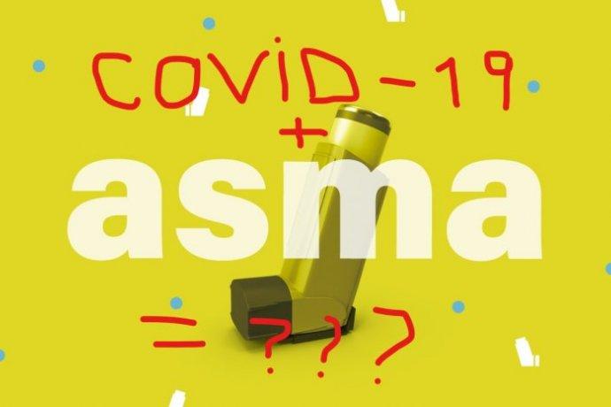 COVID-19 e Asma: qual o risco?