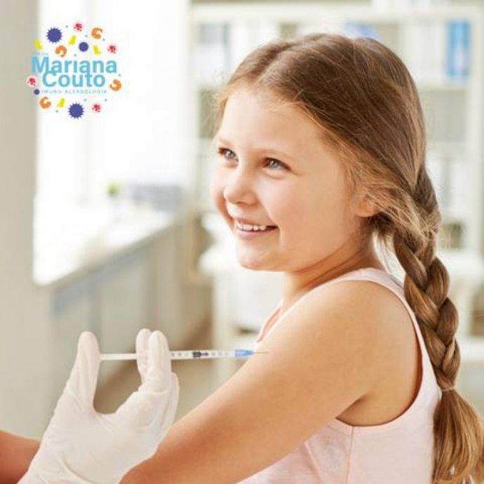 Tratamento com vacinas para as alergias